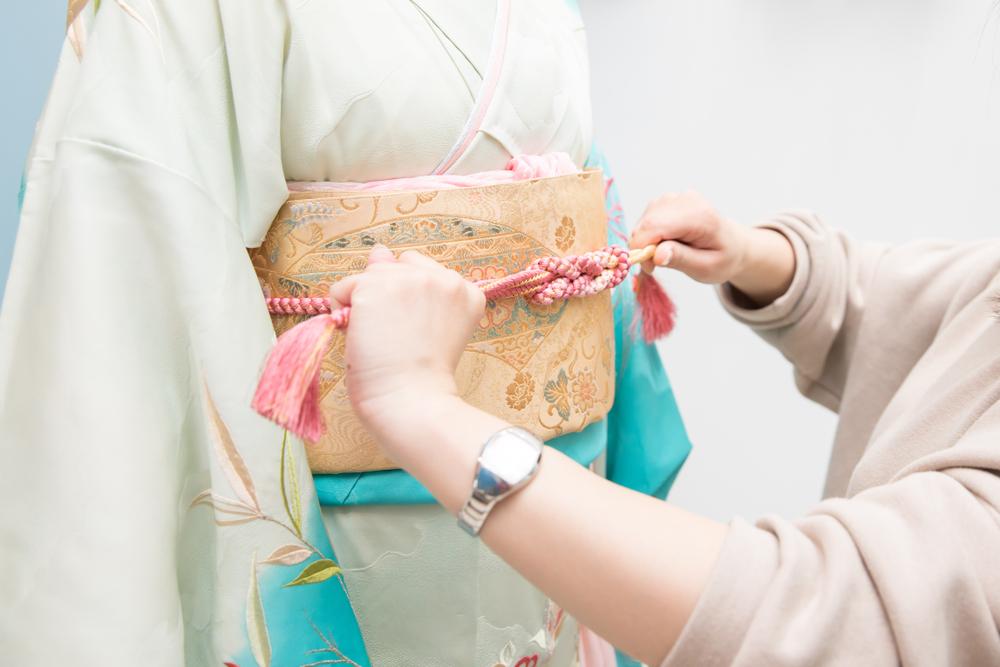 Kimono   shutterstock nuotr.