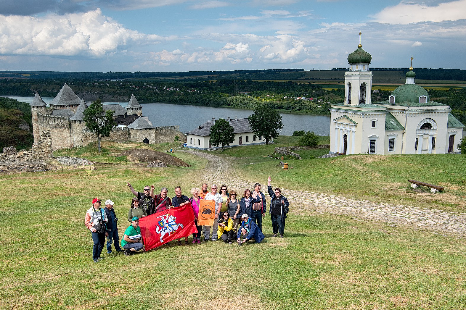 LŽS ekspedicija po Vakarų Ukrainą | L. Skirpsto nuotr.