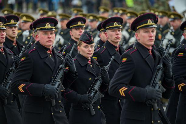 Lietuvos kariuomenė | prezidentas.lt nuotr.