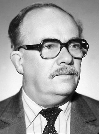 Vilniaus respublikinio mokslinio tyrimo tuberkuliozės instituto chirurgijos skyriaus vedėjas pulmonologas Jonas Stanaitis 1964 metais | Autorės nuotr.
