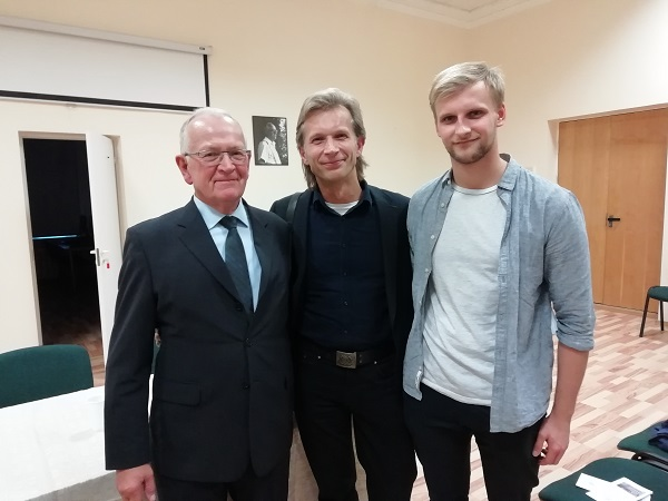 Daktaro J. Stanaičio pramintu profesiniu keliu pasuko sūnus Juozas, jo sūnus Juozas jaunesnysis ir vaikaitis Jokūbas | Autorės nuotr.