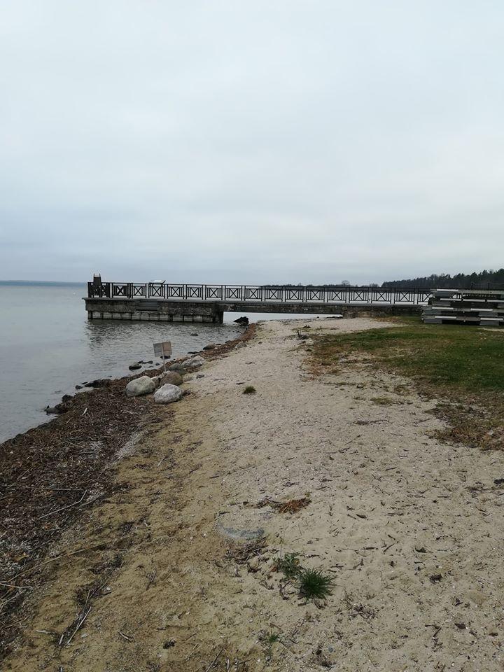 Vandens lygis Dusios ežere | Metelių reg.parko nuotr.