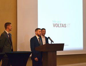 """Voltas IT"" ""Deloitte"" apdovanojimuose | rengėjų nuotr."