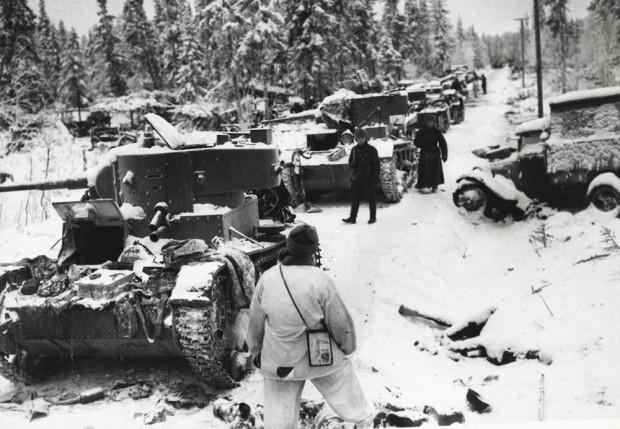 Žiemos karas Talvisota | Archyvinė nuotr.