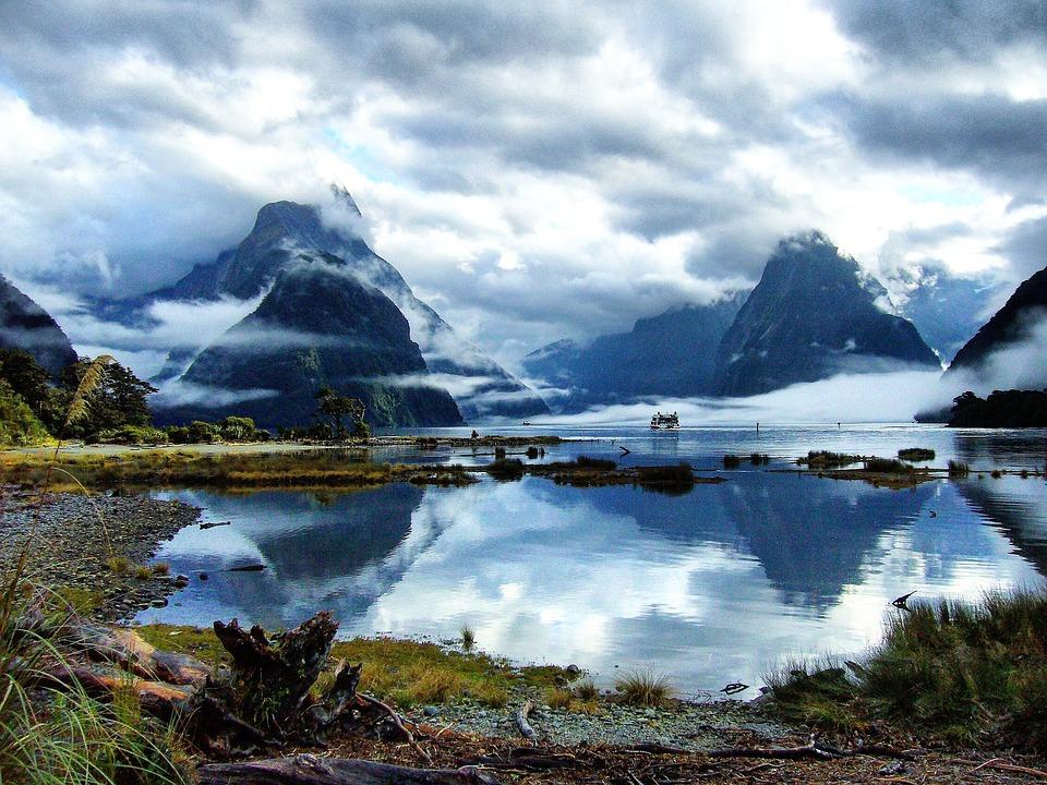 Naujoji Zelandija | Pixabay.com nuotr.