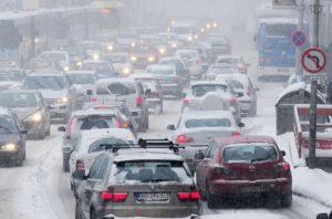 Žieminės padangos | Shutterstock.com nuotr.