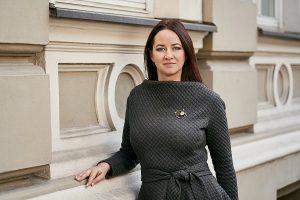 Inga Ruginienė | P. Gvildžio nuotr.
