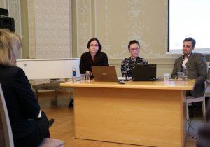 Pristatyta tyrimo apie kultūros paveldo apsaugą ataskaita | lrv.lt nuotr.