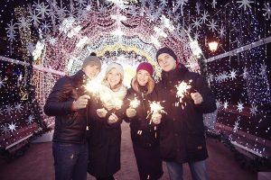 """Naujųjų metų sutikimas   Kelionių rengėjo """"West Express"""" nuotr."""