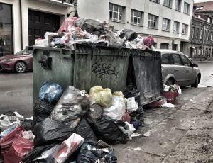 Atliekos mieste | glis.lt nuotr.