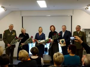 Tilžės Akto minėjimas Pagėgių savivaldybės Martyno Jankaus muziejuje | S. Stonio nuotr.