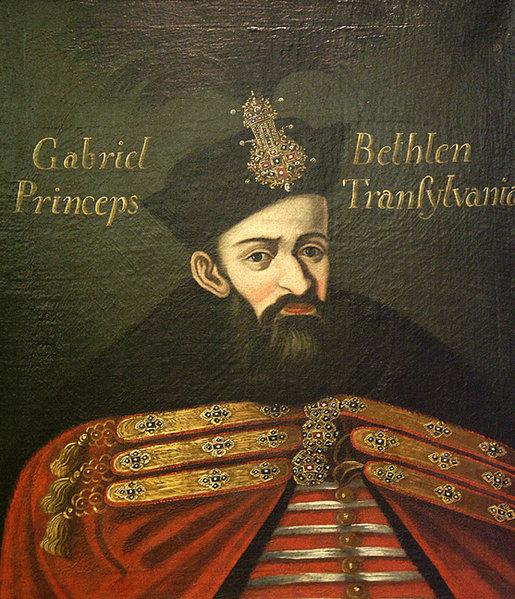 Gabrielius Betlenas (Gábor Bethlen) | Vikipedijos nuotr.