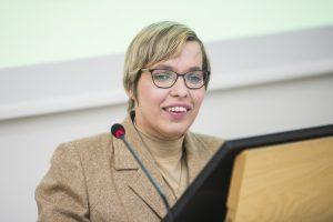 Giedrė Pranaitytė | VDU nuotr.