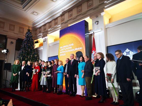 Globalios Lietuvos apdovamojimai 2019 | urm.lt nuotr.