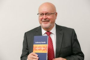 Prof. Gediminas Navaitis | Alkas.lt, A. Sartanavičiaus nuotr.