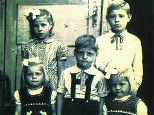 Vieškelių vaikai   Asmeninė nuotr.