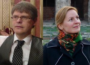 M Mažvydo premijos laimėtojai dr. Živilė Nedzinskaitė ir dr. Darius Antanavičius | lrkm.lt nuotr.