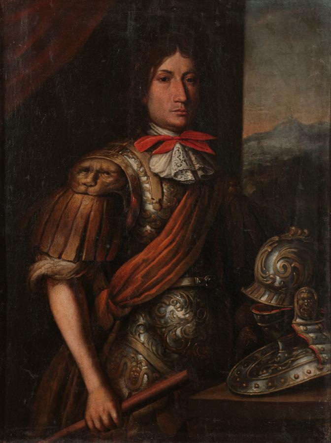 Lietuvos Kunigaikštis Martynas Marcijonas Aleksandras Oginskis (1632–1696) | Vikipedijos nuotr.