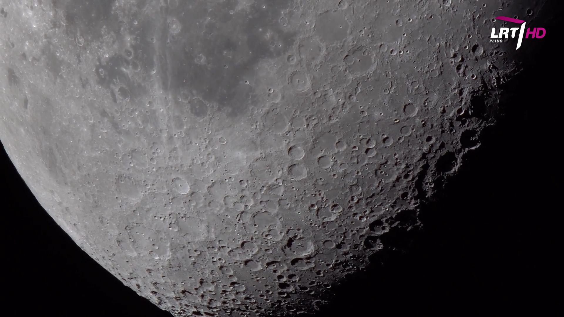"""""""Mokslo sriuba"""": ką turėjo įveikti astronautai pakeliui į Mėnulį?   LRT nuotr."""