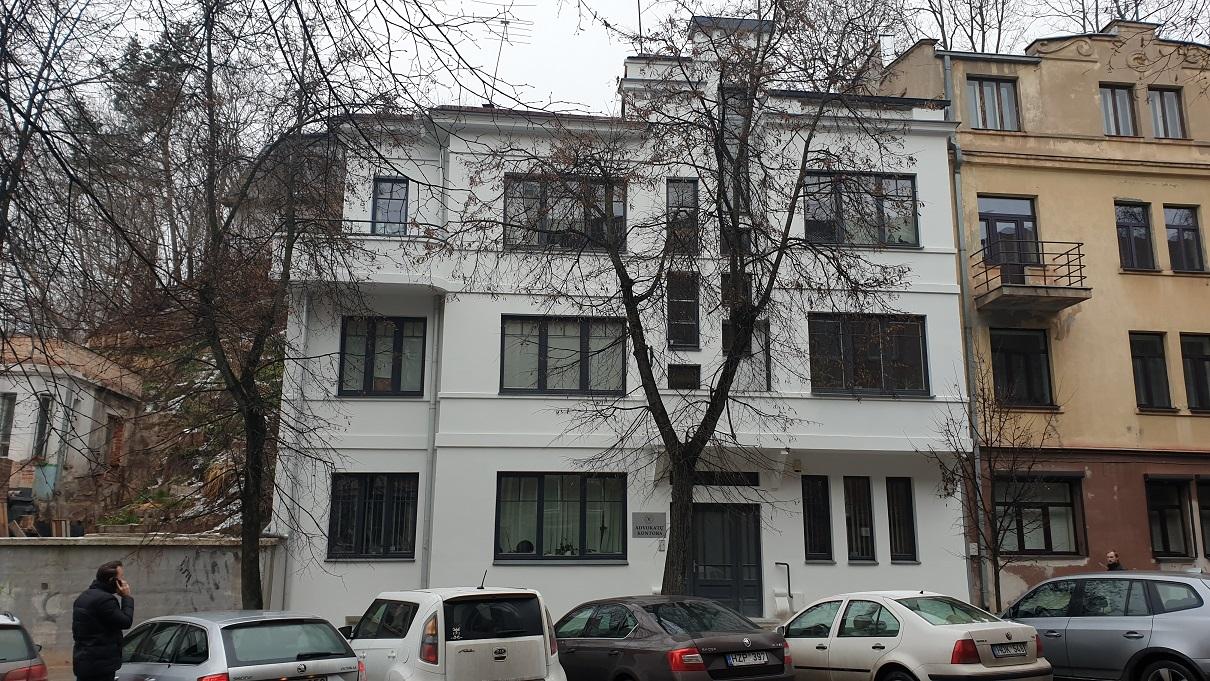 E. Ožeškienės g. 45, Kaunas | kpd.lt nuotr.