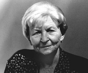 Prof. dr. Marija Gimbutienė | M. Boirar nuotr.