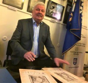 Doc. dr. Edmundas Rimša | D. Červokienės nuotr.