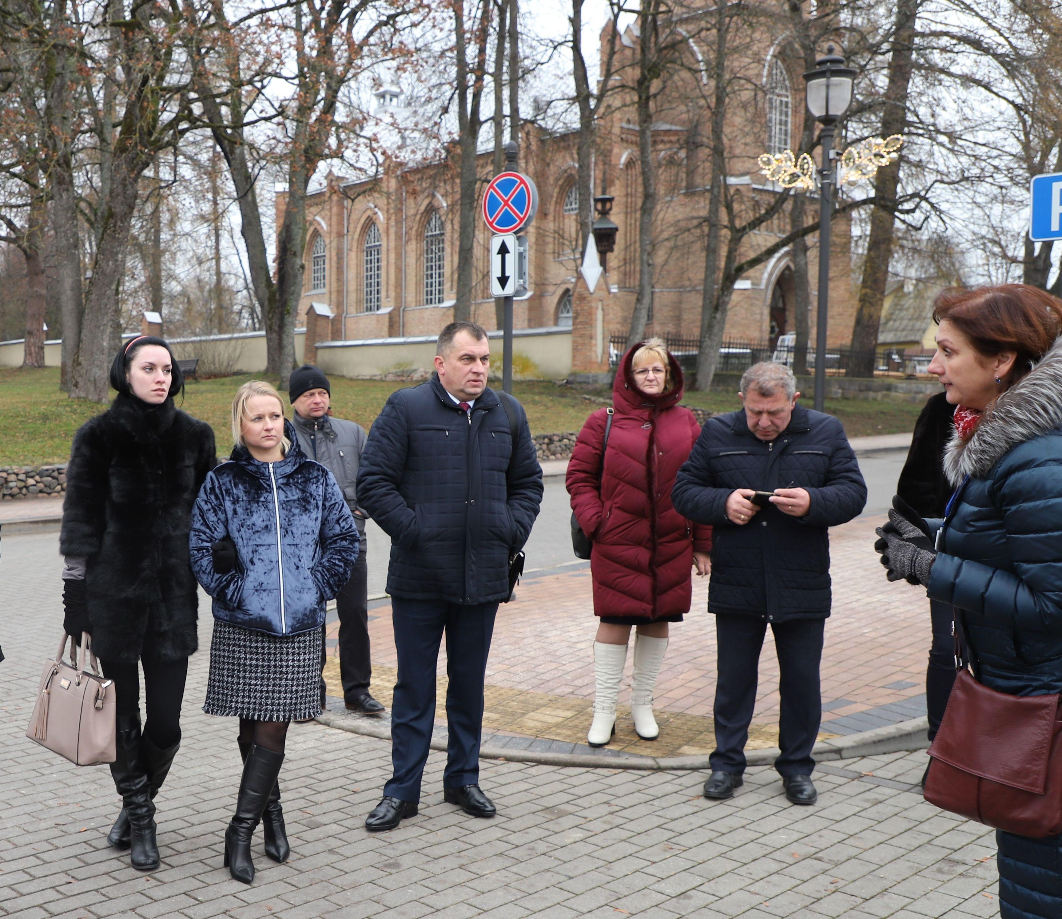 Užkarpatės delegacija Birštono kurorte   Kauno rajono savivaldybės nuotr.
