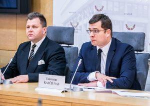 Seime teikiama rezoliucija dėl Lietuvos ir Kinijos santykių ateities | lrs.lt, O. Posaškovos nuotr.