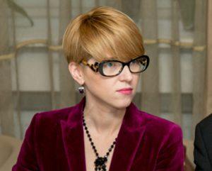 Švietimo ministro patarėja (?) Barbara Stankevič | plcc.lt nuotr.