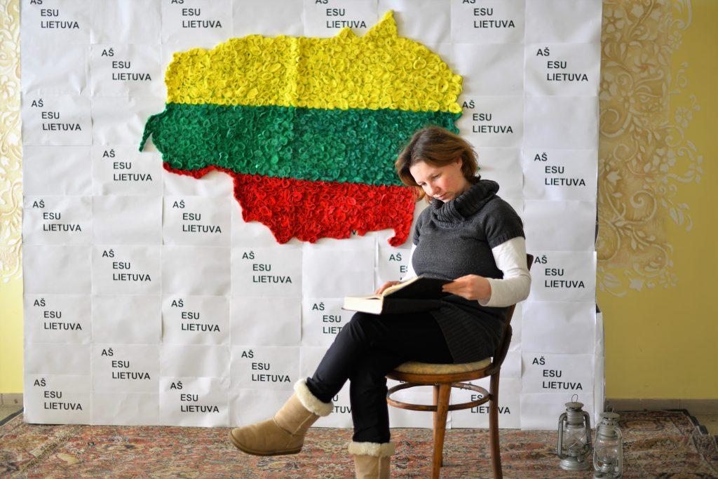 """Renginys """"Aš esu Lietuva""""   Rengėjų nuotr."""
