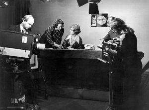 """Pirmoji pusvalandžio trukmės žinių laida """"Panorama"""", ištransliuota 1970 m. sausio mėnesį   LRT nuotr."""