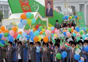 Turkmenistanas – klestėjimo epochos pabaiga | ekspertai.eu nuotr.