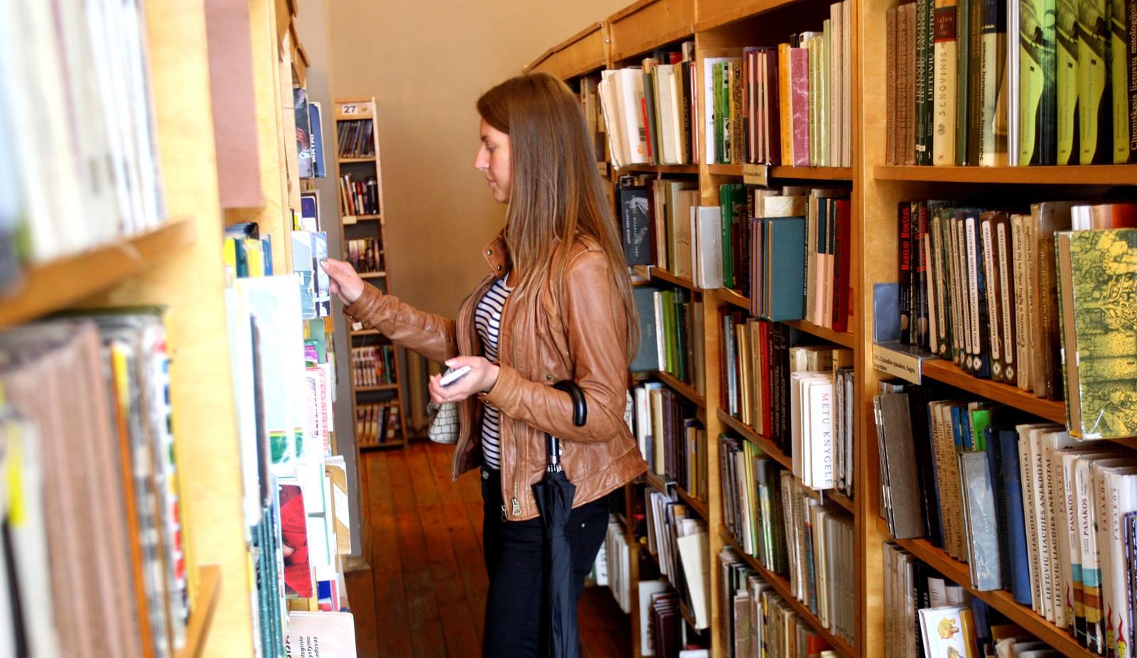 Biblioteka | Asociatyvi Irmanto Sidarevičiaus nuotr.