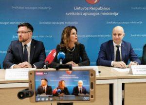 Lietuva rengiasi naujovėms – bus diegiamos telemedicinos paslaugos | lrv.lt nuotr.