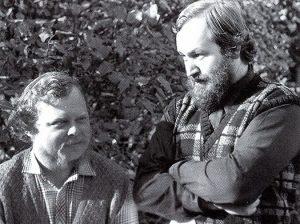 Gytis Ramunis ir Kęstutis Pempė   K. Pempės nuotr.