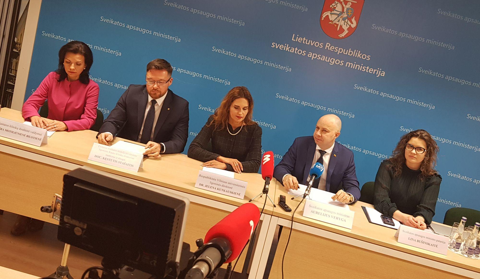 Lietuva rengiasi naujovėms – bus diegiamos telemedicinos paslaugos   lrv.lt nuotr.