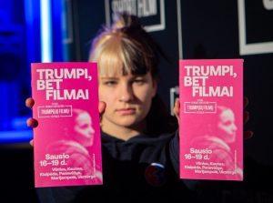 Vilniaus trumpųjų filmų šventė skelbia keturių dienų kelionės pradžią po kruopščiai atrinktus filmus iš viso pasaulio | M.Mikulėno nuotr.