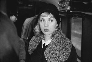 Dalia Michelevičiūtė 1997 m.   M. Norkaus nuotr.