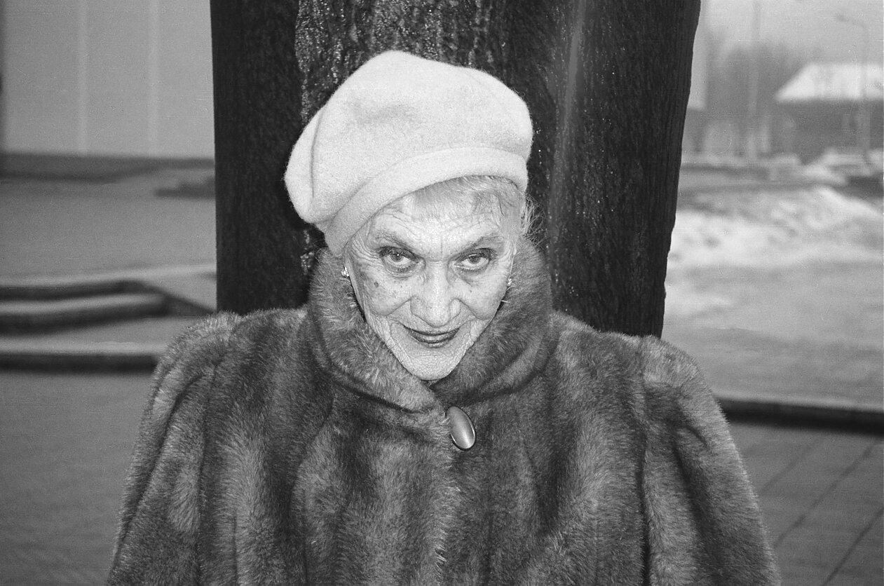 Galina Dauguvietytė 2002 m.   M. Norkaus nuotr.