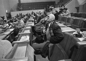 1991 metų sausis | R. Požerskio nuotr.