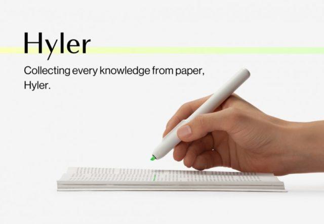 """Hyler"" – žymėjimas be pėdsakų | mokslolietuva.lt nuotr."