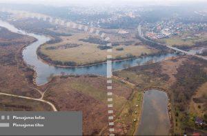 Geresnė Kauno jungtis su užmiesčiu: svarstoma apie naują tiltą per Nevėžį | Kauno miesto savivaldybės nuotr.