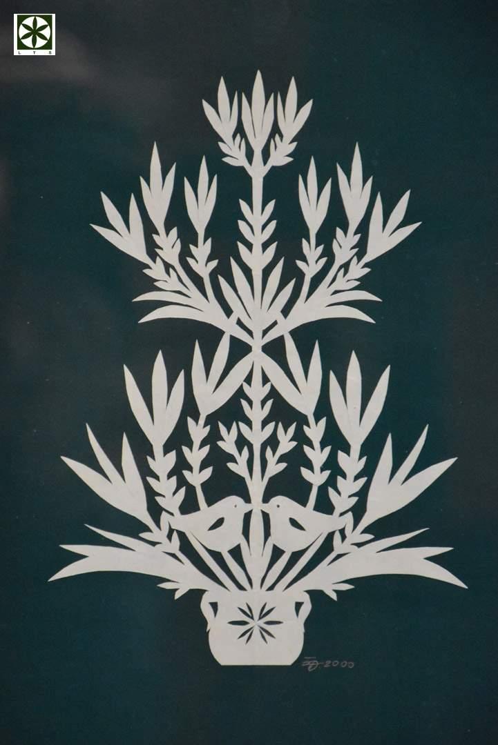 Eglės Dvarionaitės-Vindašienės karpiniai1