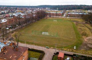 Futbolo stadionas | Kaunas.lt nuotr.
