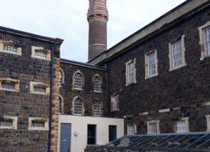 Krumlino kalėjimas Airijoje | R.Jasukaitienės nuotr.