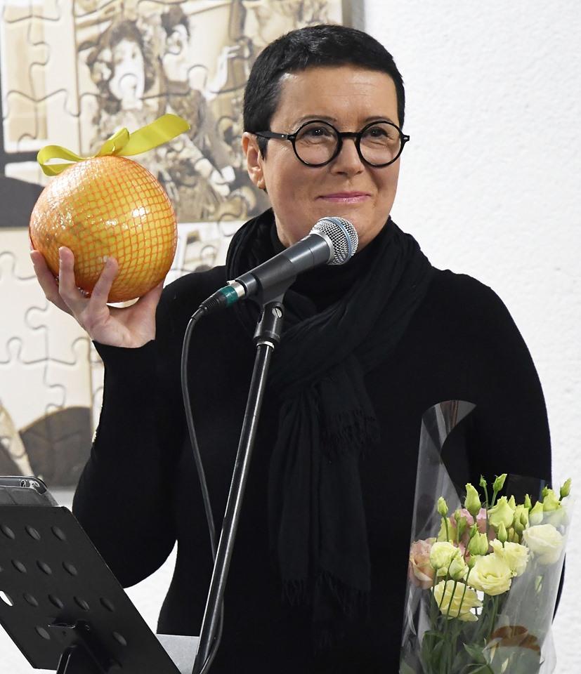 Menininkė Lilija Valatkienė | S. Nemeikaitės nuotr.