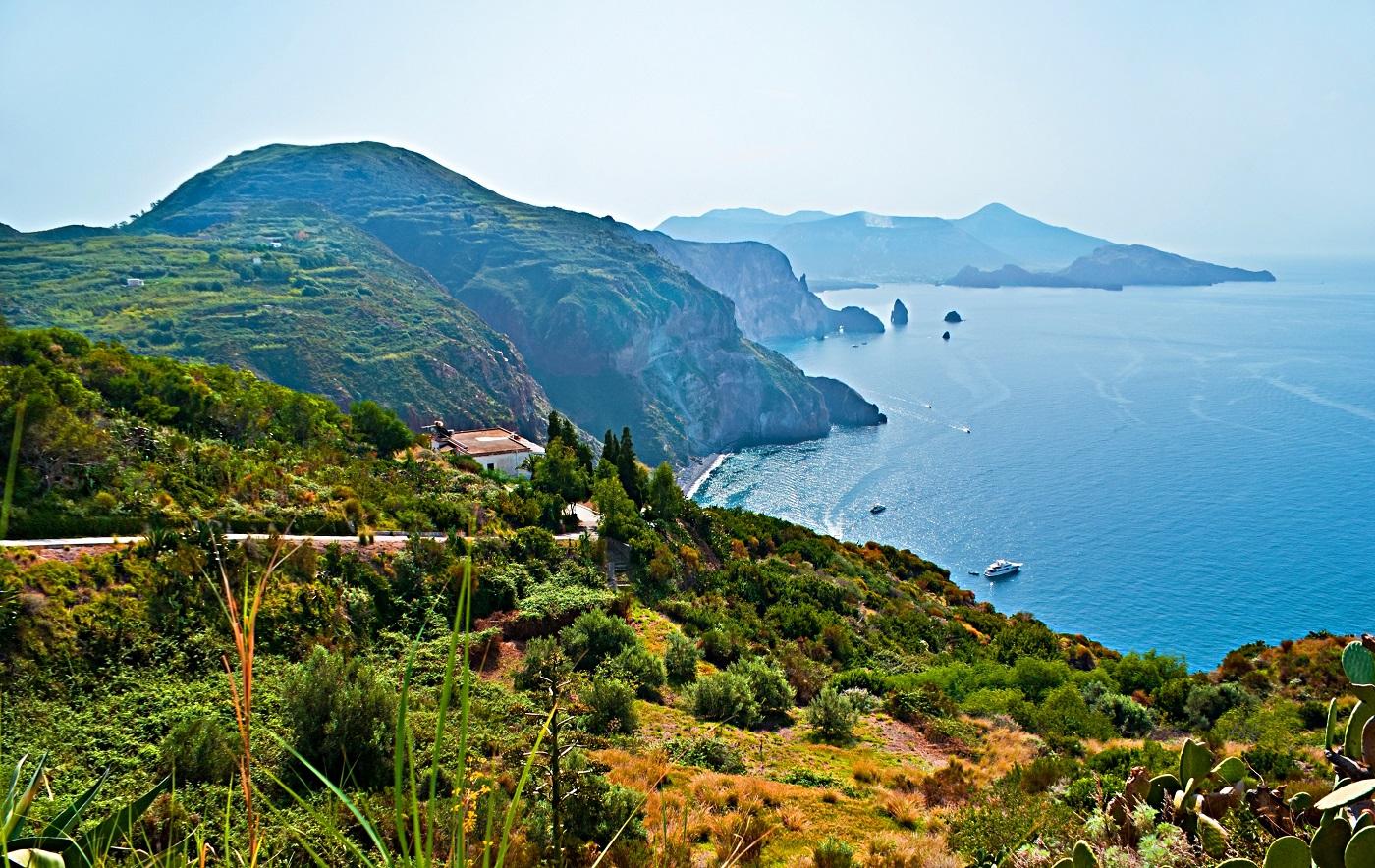 Lipari sala, Sicilija | Rengėjų nuotr.
