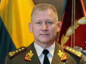Lt. Gen. Arvydas Pocius. Vikipedija nuotr.
