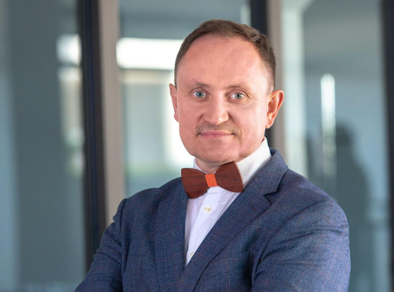Rytis Jurkėnas, edukacinės bendrovės KALBA kūrėjas ir profesionalus patarėjas karjeros klausimais | Asmeninio albumo nuotr.