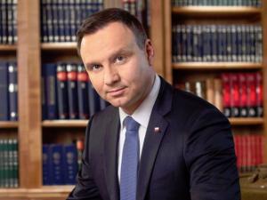 Andžejus Duda | president.pl nuotr.